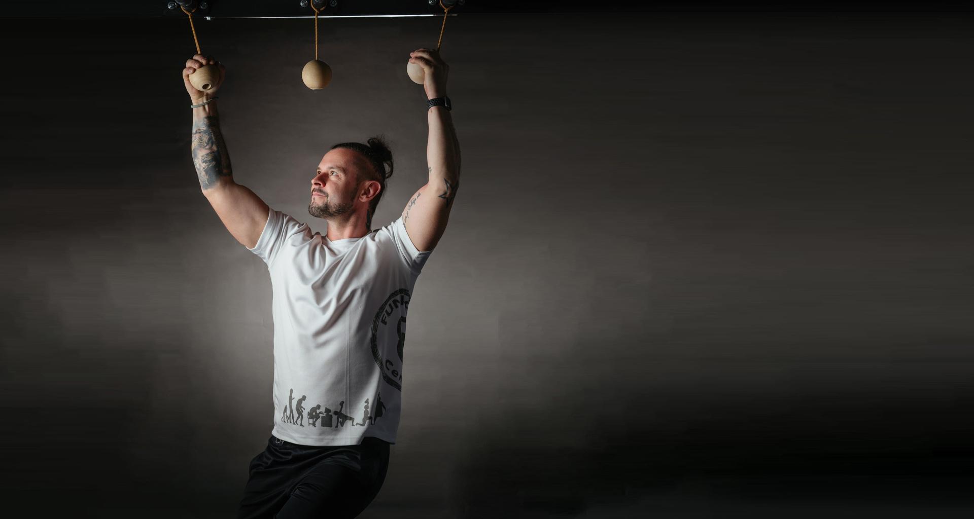 Martin Kralovansky funkcness centrum trener