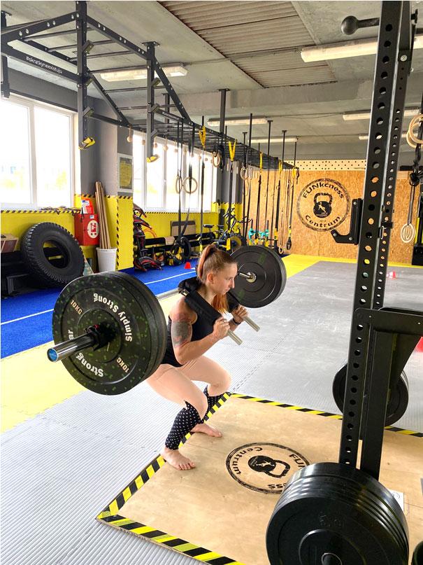 Ťažké váhy a ženy - Ťažké váhy ťa robia silnejším fyzicky i mentálne