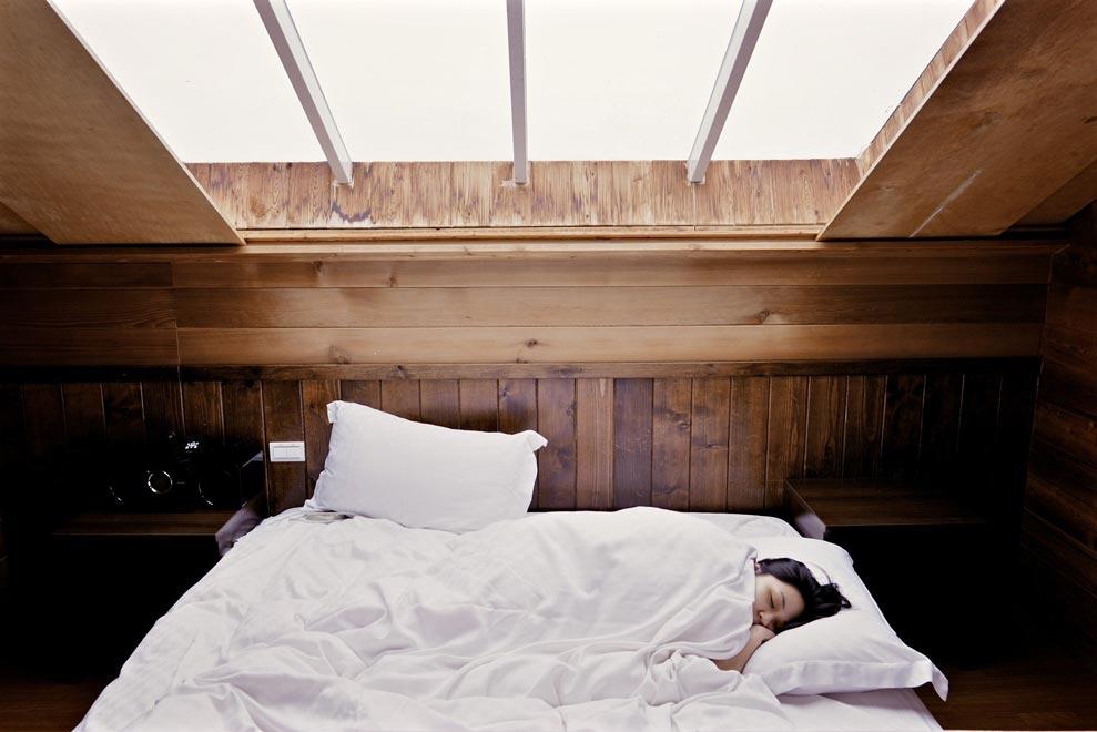 Spánok ako najlepšia regenerácia